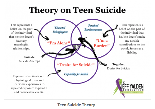 Theory on Teen Suicide