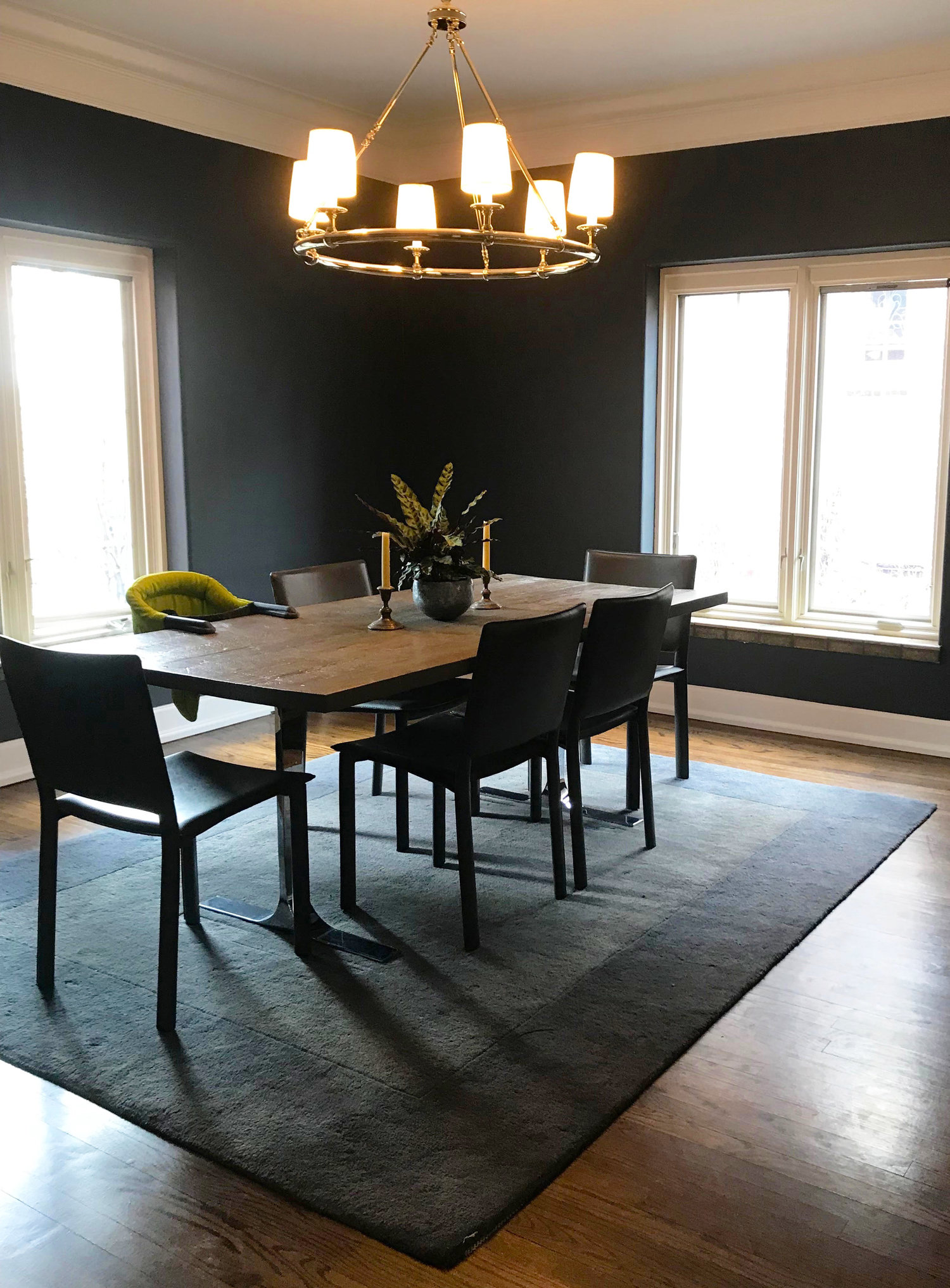 Outstanding How To Choose The Perfect Dining Table Size Revampt Goods Caraccident5 Cool Chair Designs And Ideas Caraccident5Info