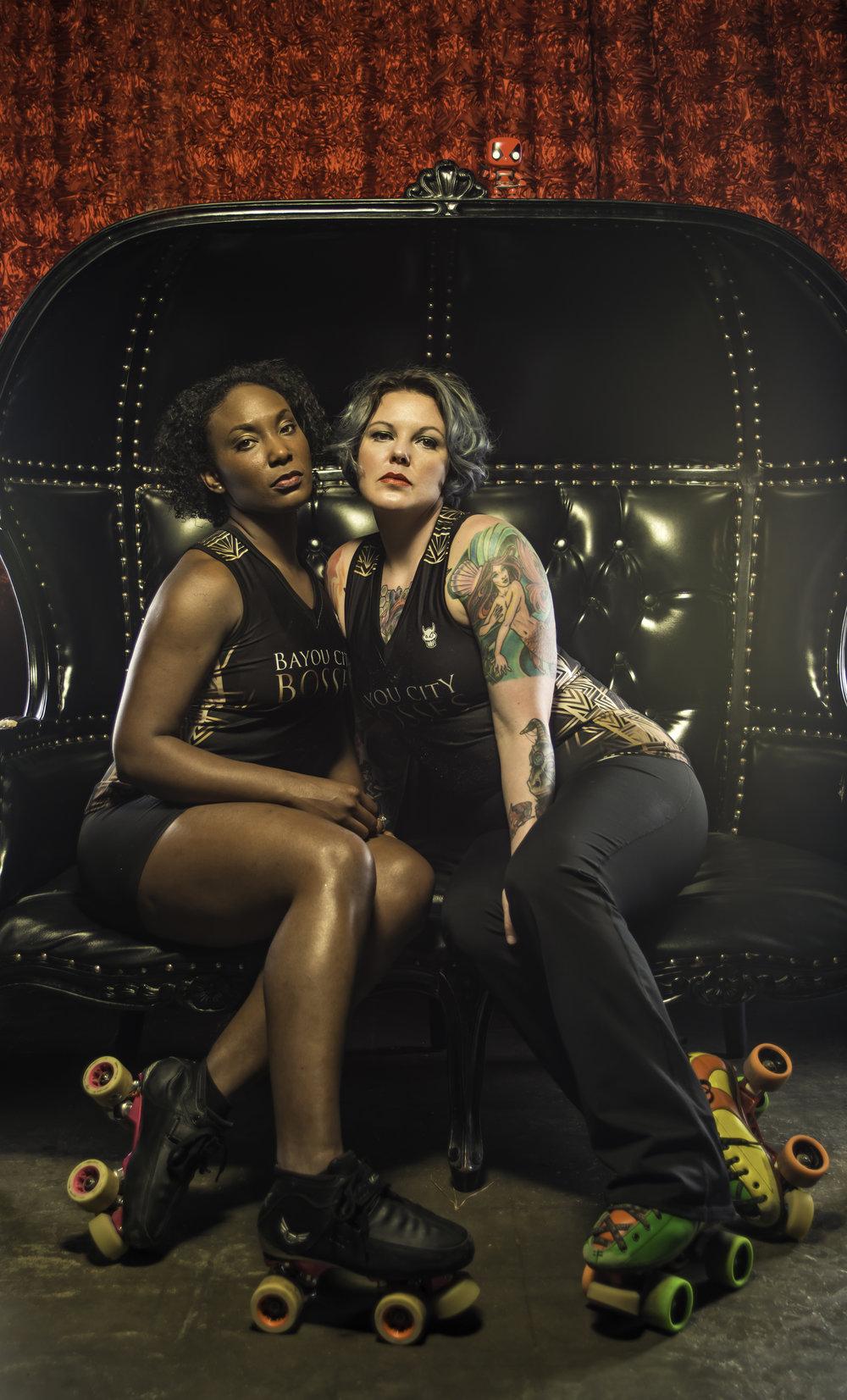 Captains: Fifty Shades of Ray & Dropkick Betty
