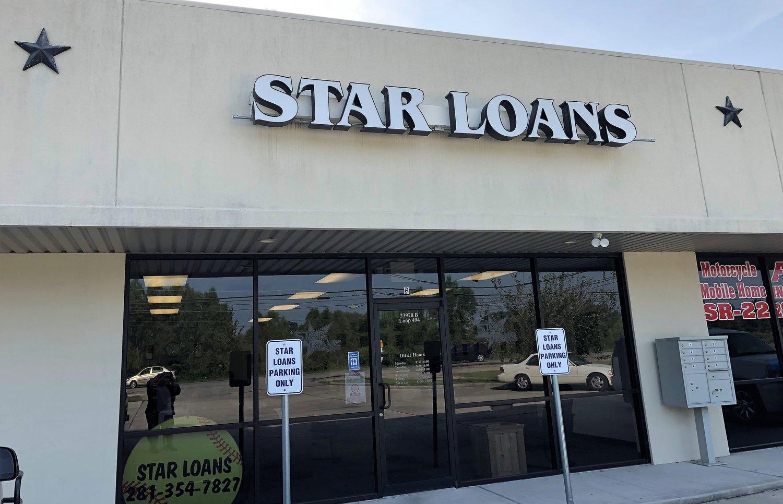 Star Loans Porter