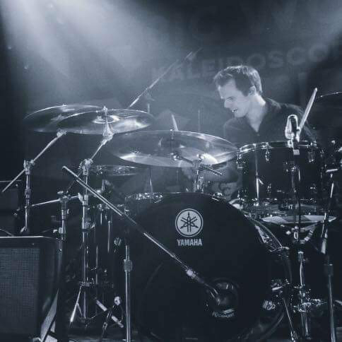 """Well folks, we can't keep this secret in any longer. This Thursday Adelaide will debut as a 5-piece band. This is our new drummer Ben Lee. He's a dear friend of ours, he's sessioned in for Adelaide before, and he's a killer drummer and all around gem of a human (what a legend). And no, we haven't kicked Matt to the curb. From now on, Matt """"Ricky"""" Reynolds will be showing off his skills on keys as part of Adelaide. See you this Thursday. We may or may not be playing a new chune for you guys 😉"""