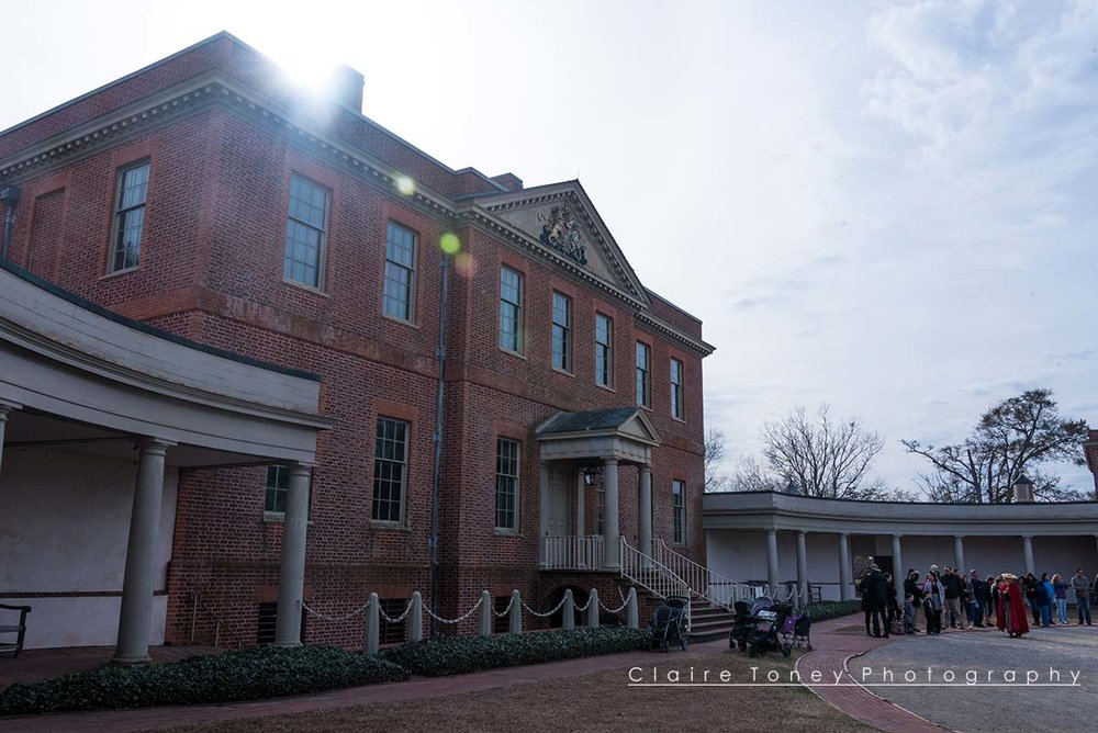 Tryon Palace, New Bern NC