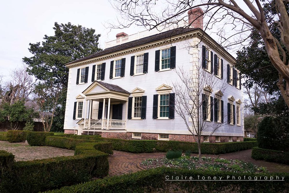 Stanly House, Tryon Palace, New Bern NC