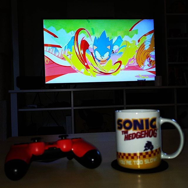 Replacing Sonic 2 as my favourite? #sonicmania