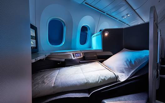 Air Canada    Dreamliner - Everything you dreamed off.