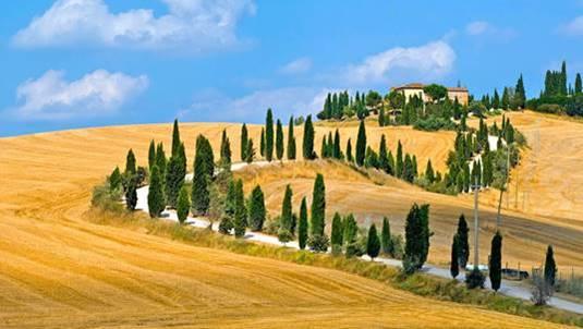 Tuscany    Biking in Tuscany