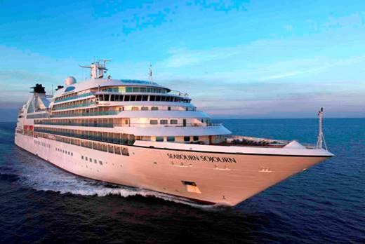 Mediterranean    Luxury Boat in the Mediterranean