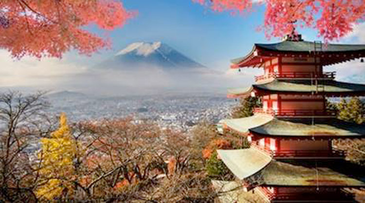 JAPAN     Windows to Japan