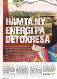 Kropp &Halsa Magazine