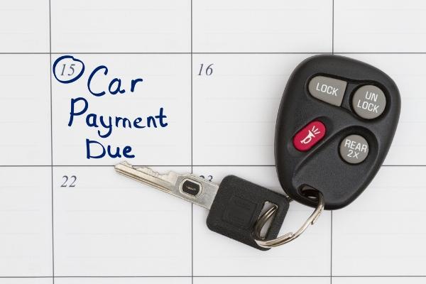 car payment due