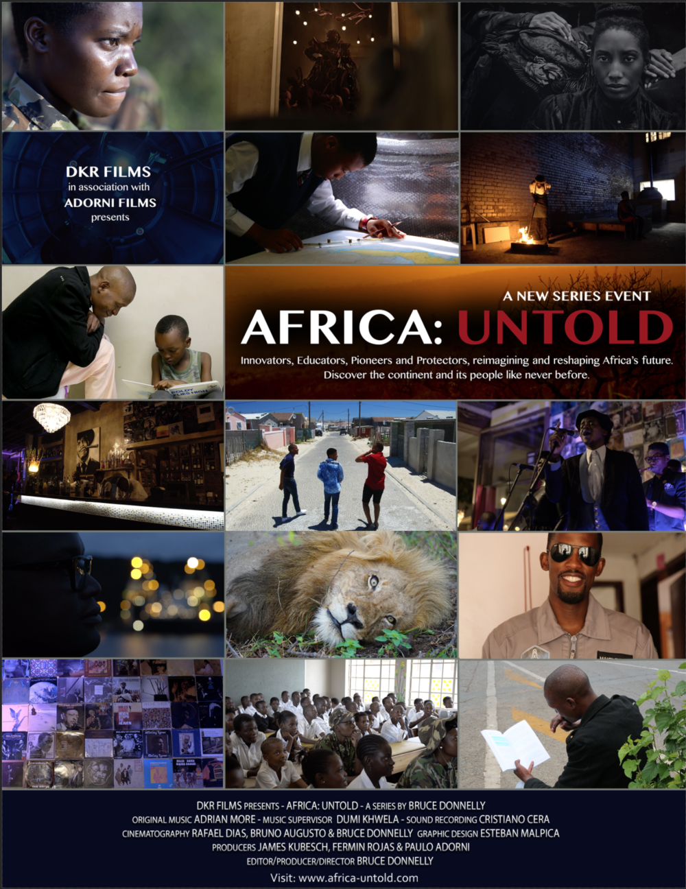 AFRICA: UNTOLD - DOCUMENTARY SERIES