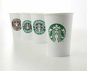 Starbucks' new logo