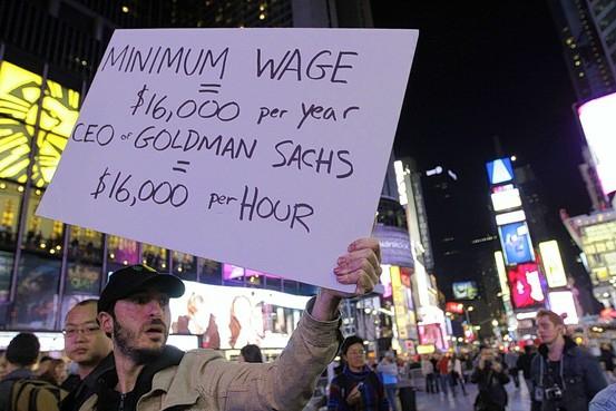 Goldman sign