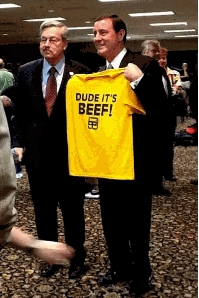 Dude, It's Beef