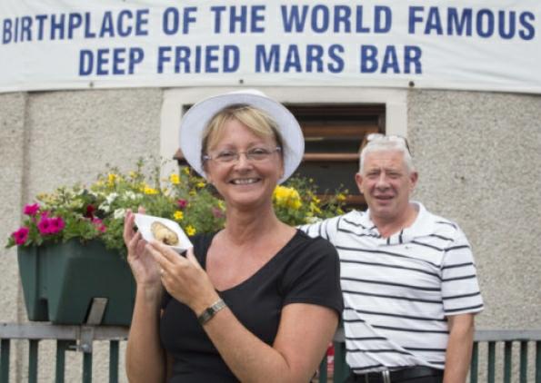 Deep-Fried Mars