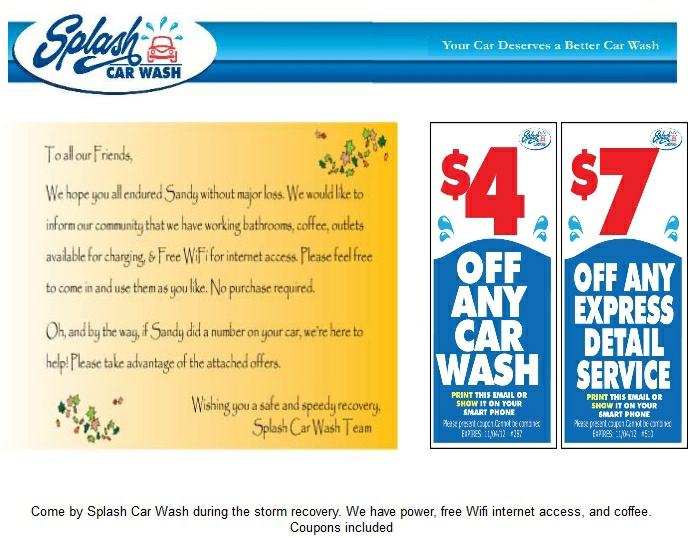 Car Wash Company - Sandy
