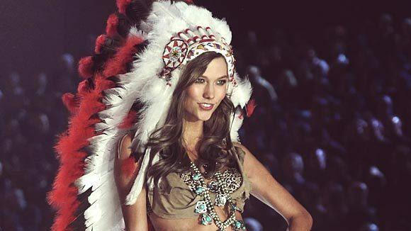 Victoria's Secret Headdress