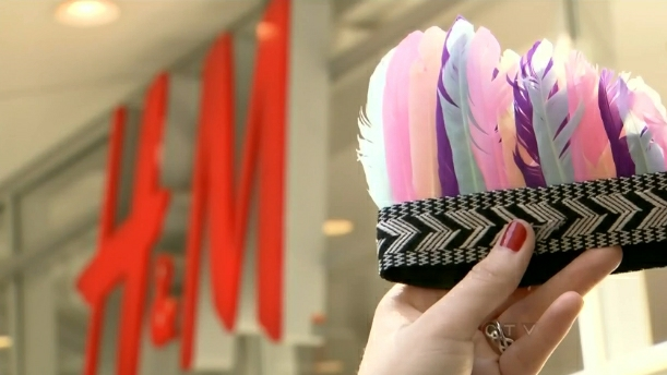 H&M Headdress