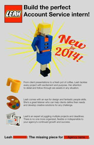 LEGO Resume 2