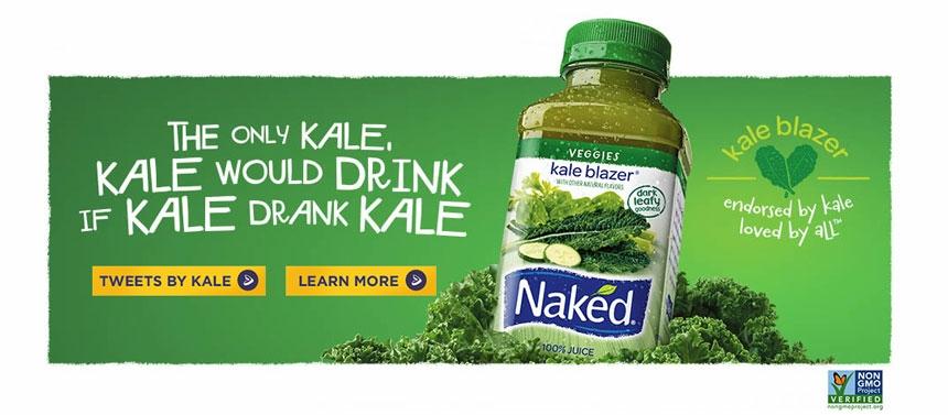 Kale Naked