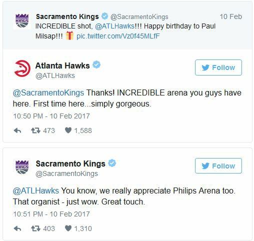 NBA tweets
