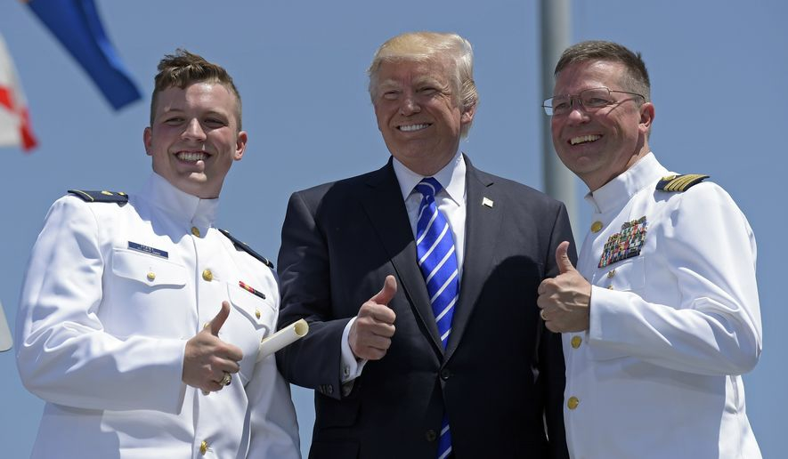 Trump Coast Guard