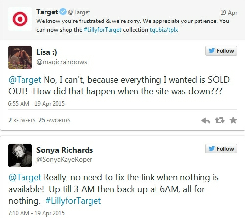 Lilly Target