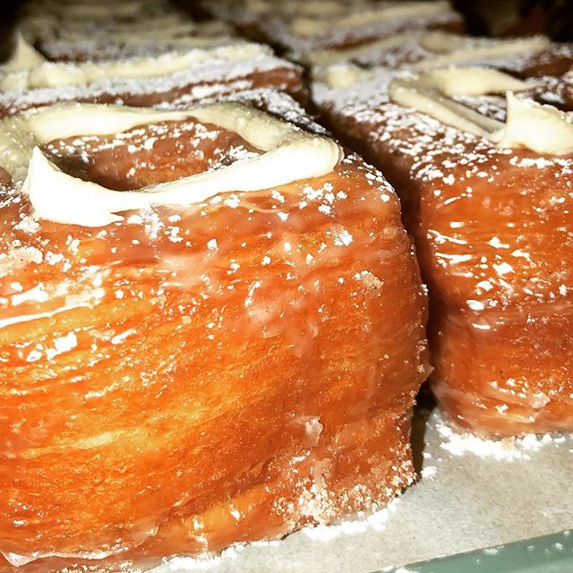 Who had a Cronut today?🤤 #cronut
