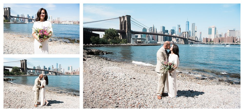 New York Elopement Wedding By Glasgow Wedding Photographer Lynsey Jackson