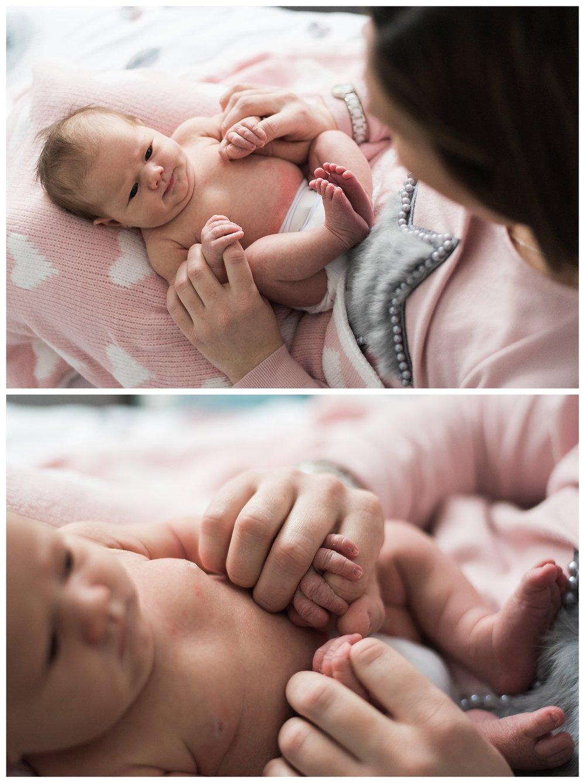 Glasgow newborn photographer