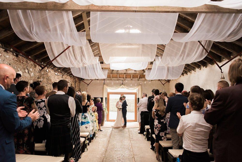 Harelaw Farm Wedding Photographer Glasgow