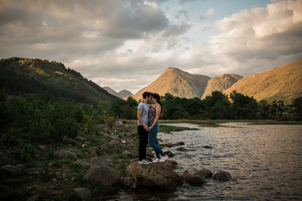 Wedding Photographer Loch Lomond Scotland