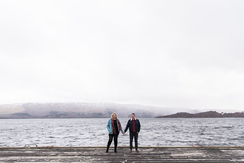 Loch Lomond Wedding Photographer Luss