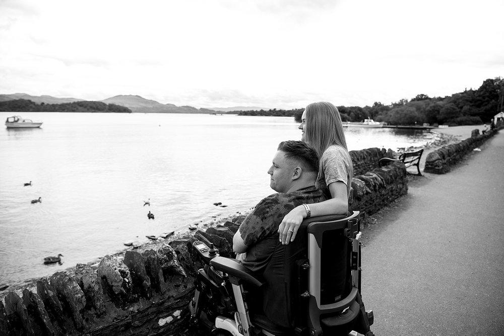Loch Lomond Wedding Photographer Luss