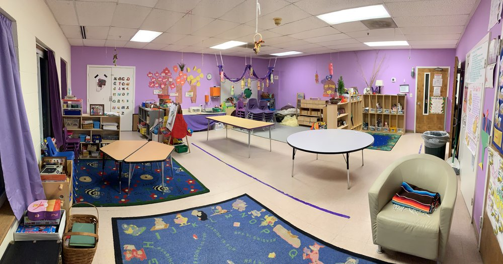 OUR PRESCHOOL 2 CLASSROOM.