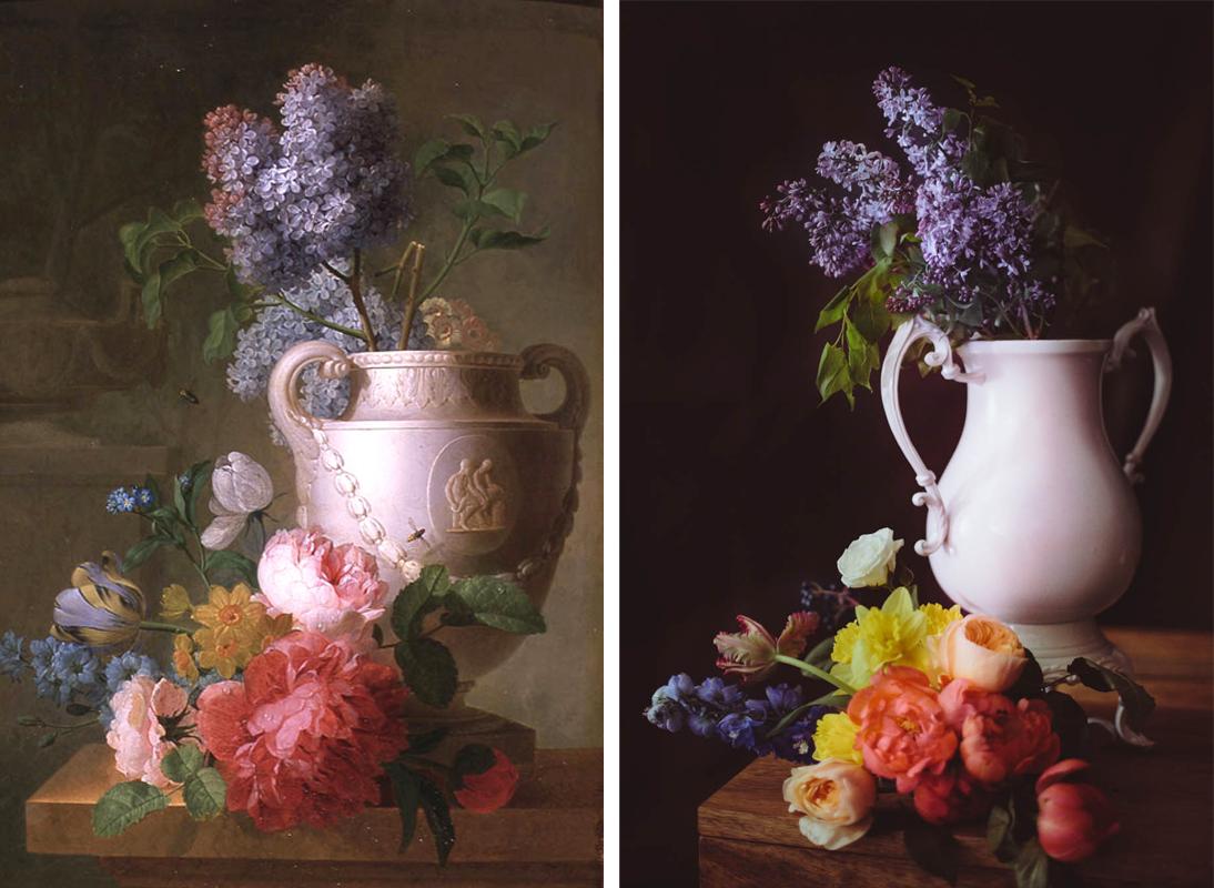 painting-flowers-tinge-floral-houselarsbuilt