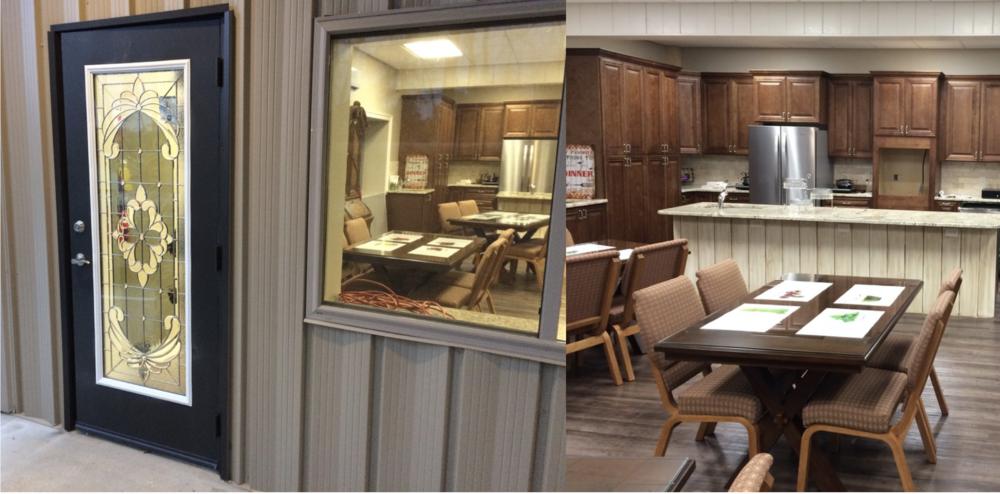 Eden Pointe Jasper's fully equipped kitchen