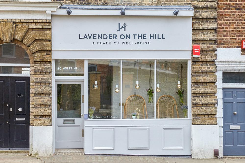 Lavender on the Hill @ 50 Highgate West Hill N6 6DA