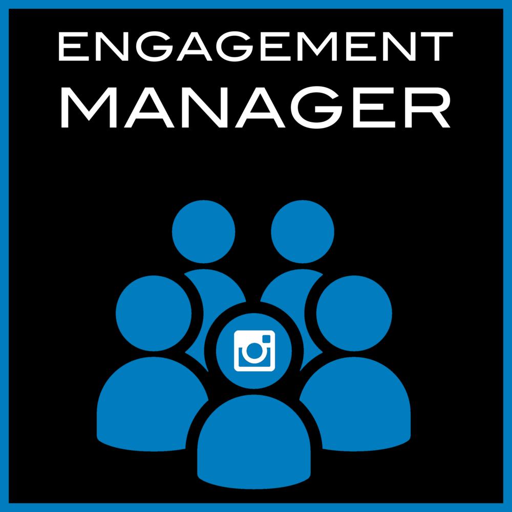 Instagram Engagement Manager
