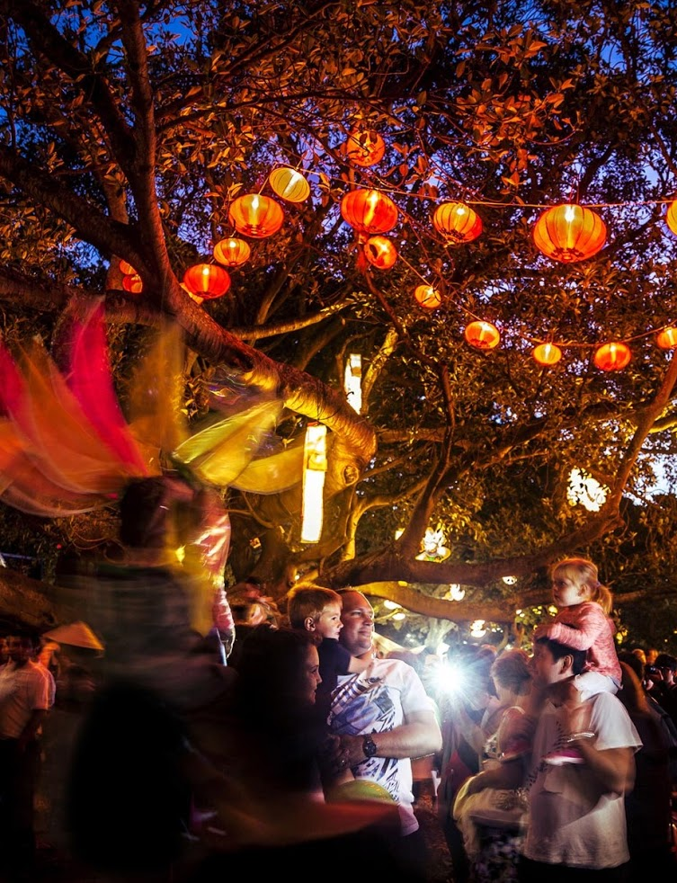 MANAGED THE CONSENT PROCESS FOR THE RELOCATION AND EXPANSION OF THE AUCKLAND LANTERN FESTIVAL TO THE AUCKLAND DOMAIN