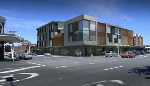CONSENT PROCESSING - LOT 3 COMMERCIAL DEVELOPMENT, PONSONBY ROAD