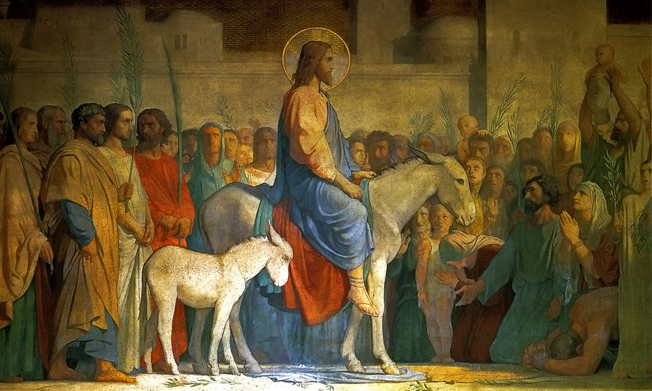 A Messianic Triumphal Entry? | A Palm Sunday Reflection