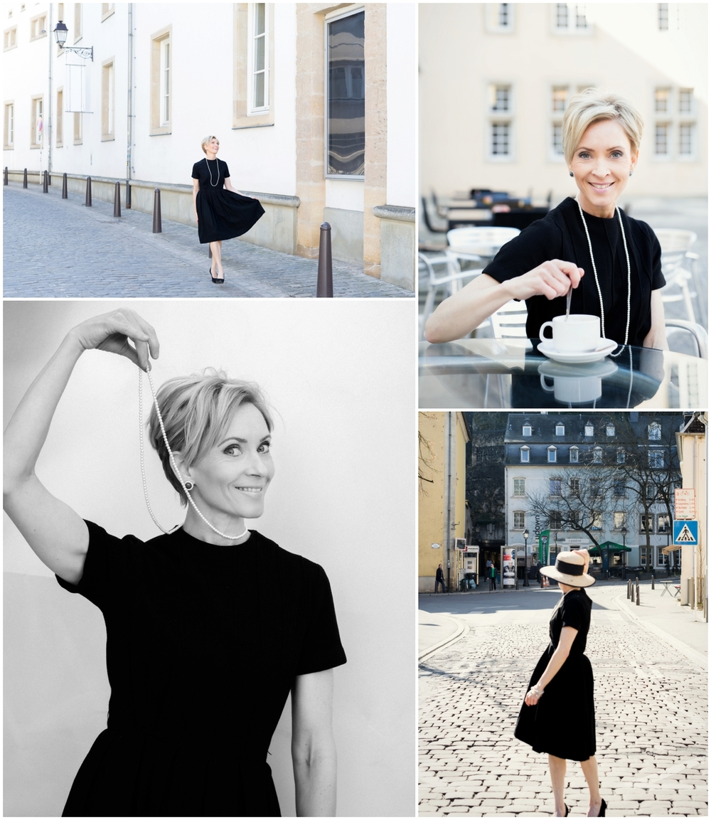 A personal branding photoshoot in Luxembourg