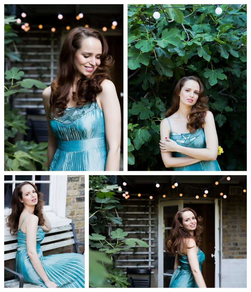 A personal branding photoshoot in Gorgeous London