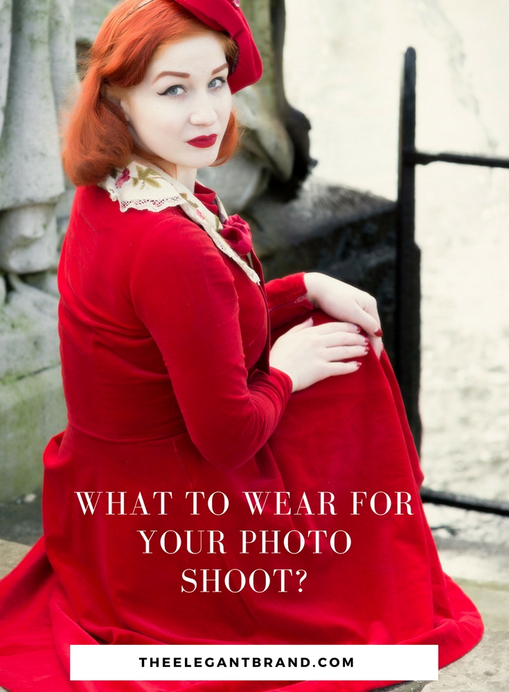 What to wear for your photo shoot?