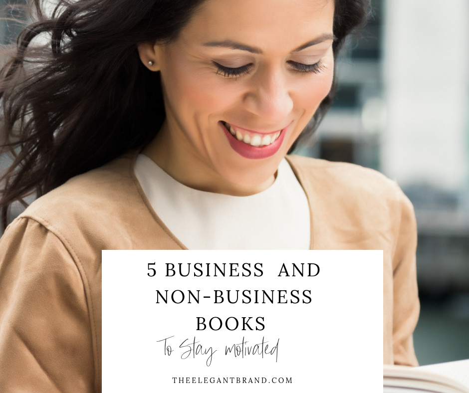 5 business and non business books to help you stay motivated