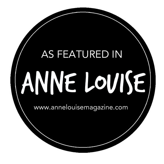 As featured on Anne Louise Magazine