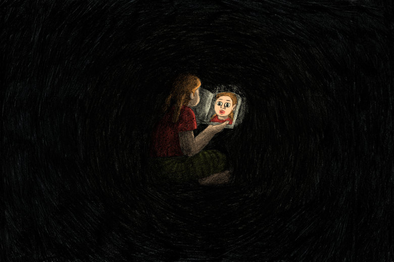 Alone in the dark - Why we need morechildren's booksabout suicide andsevere depression