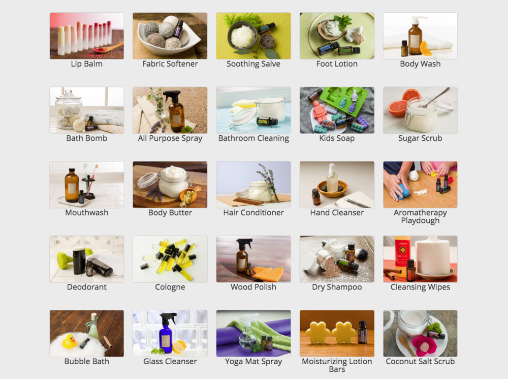 Take your health to the next level... - with fun, easy, cost effective ways to use your oils.