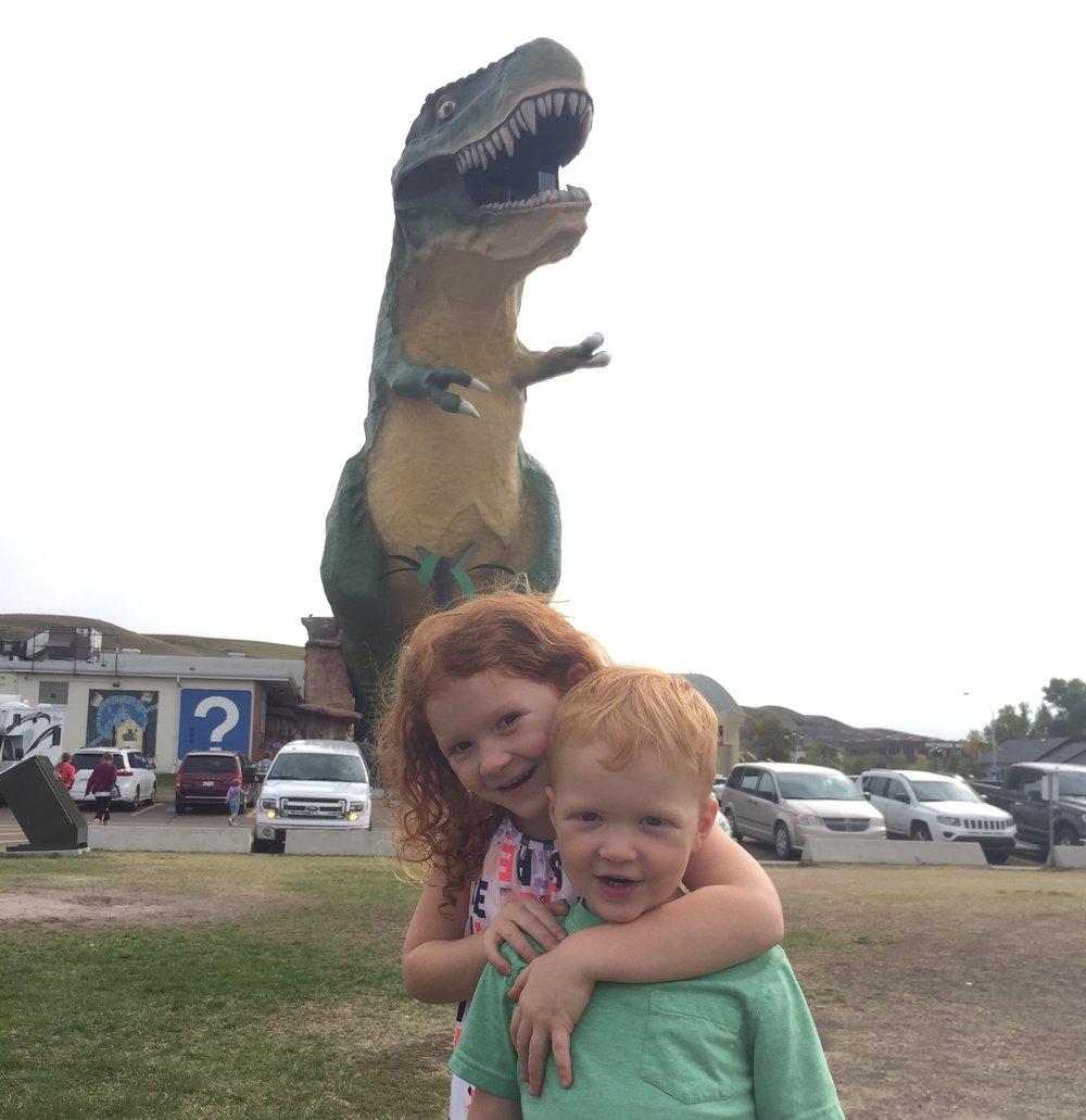 World's Largest Dinosaur -